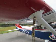 Airplane Tiedowns